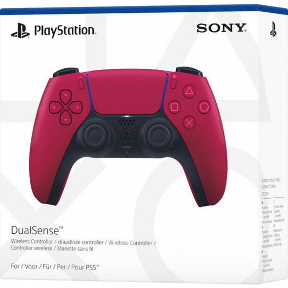DualSense™ Wireless-Controller Cosmic Red