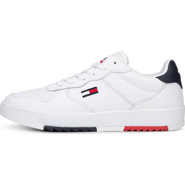 Sneaker BASKET LEATHER TOMMY JEANS