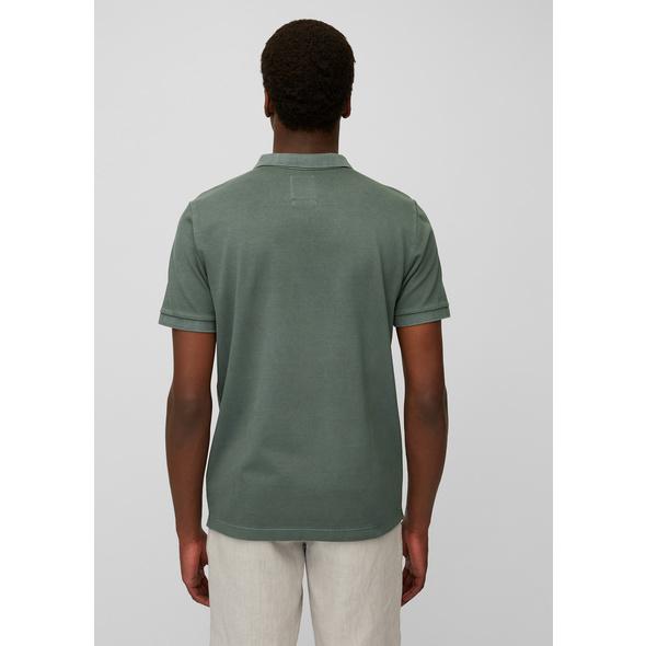 Kurzarm-Polo-Shirt Piqué Shaped