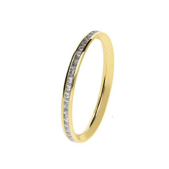 Zirkonia Ring