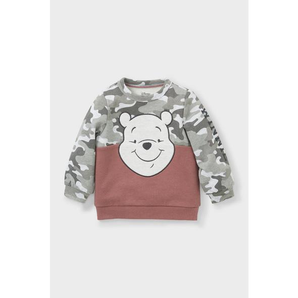 Winnie Puuh - Baby-Sweatshirt - Bio-Baumwolle