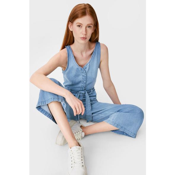 CLOCKHOUSE - Jeans-Jumpsuit