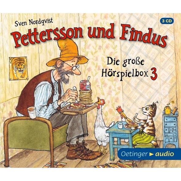 Pettersson und Findus. Die große Hörspielbox 3