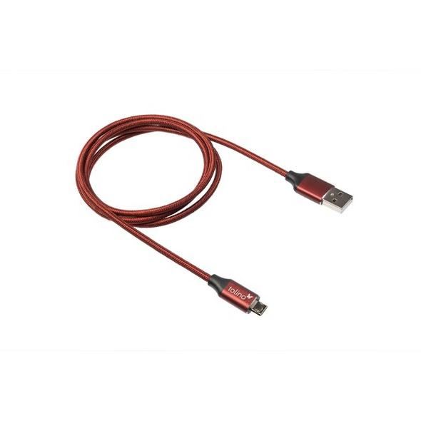 tolino Micro USB-Kabel - rot