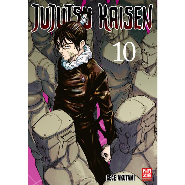 Jujutsu Kaisen – Band 10