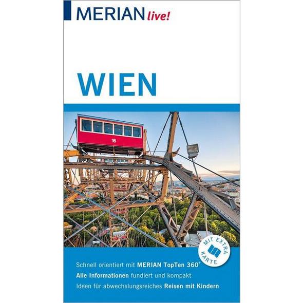 MERIAN live! Reiseführer Wien