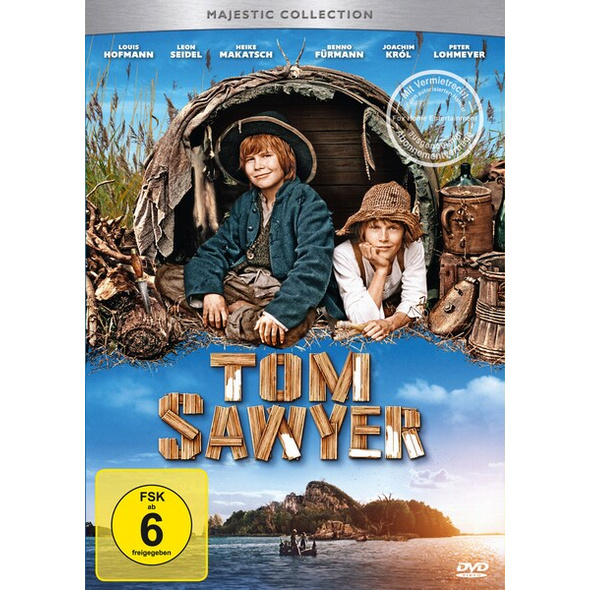 Tom Sawyer - Majestic Collection