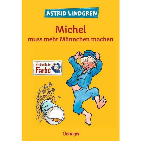 Michel aus Lönneberga 2. Michel muss mehr Männchen machen