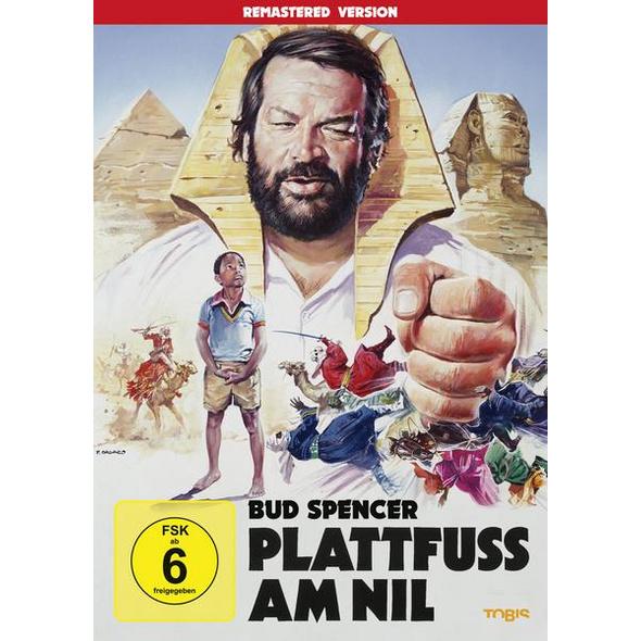 Bud Spencer - Plattfuss am Nil  (Remastered Version)