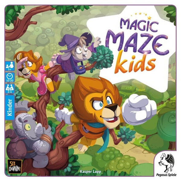 Magic Maze Kids (Spiel)