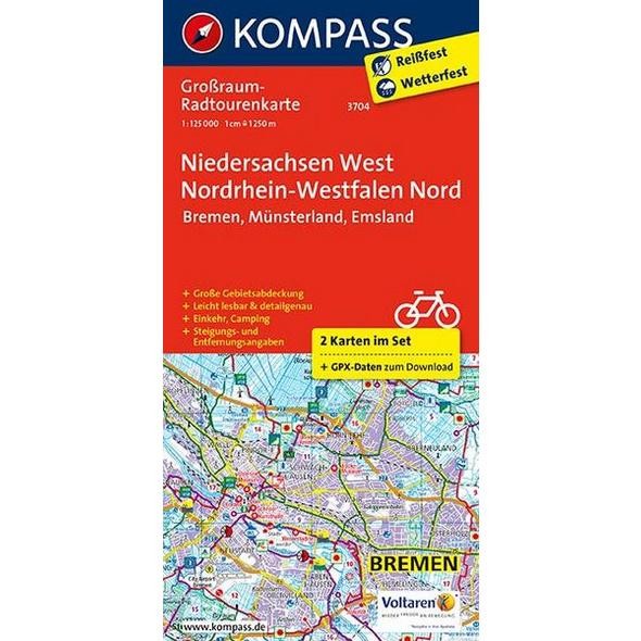 Niedersachsen West, Nordrhein-Westfalen Nord