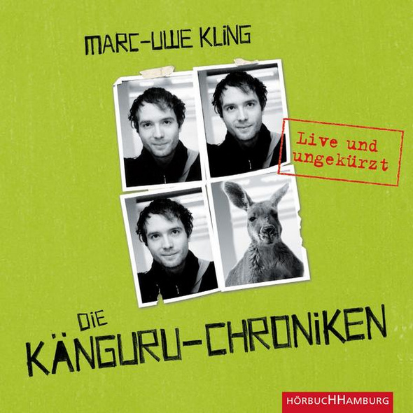Die Känguru-Chroniken (Känguru 1)