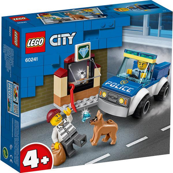 60241 LEGO® CITY Polizeihundestaffel