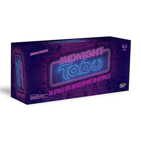 Hasbro C0418100 - Tabu Midnight