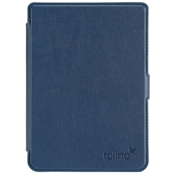 tolino shine 3 - Tasche Slim - blau