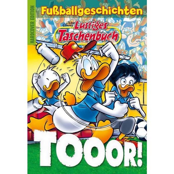 Lustiges Taschenbuch Fußballgeschichten - Tooor!