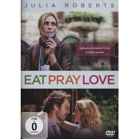 Eat, Pray, Love  Director's Cut - Girls' Night Edition
