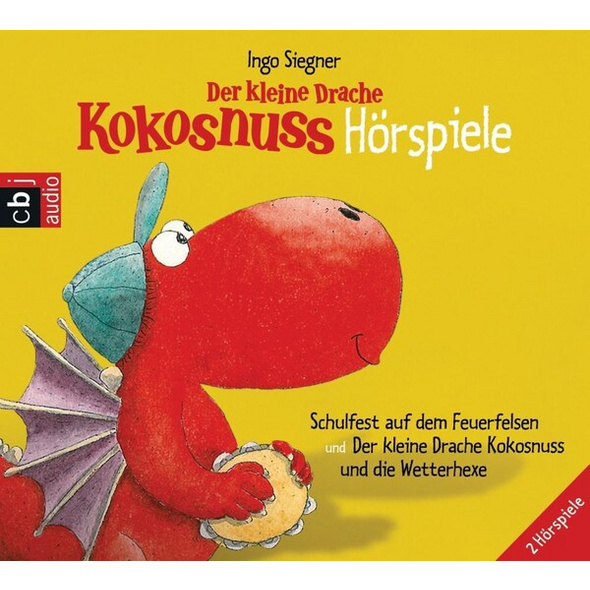 Der kleine Drache Kokosnuss - Hörspiele
