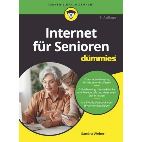 Internet für Senioren für Dummies