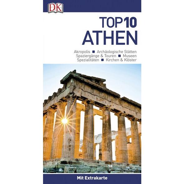 Top 10 Reiseführer Athen
