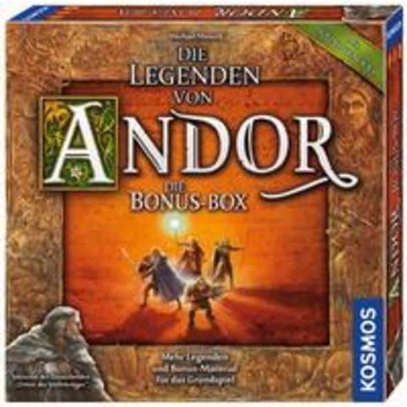 KOSMOS 69407 - Die Legenden von Andor