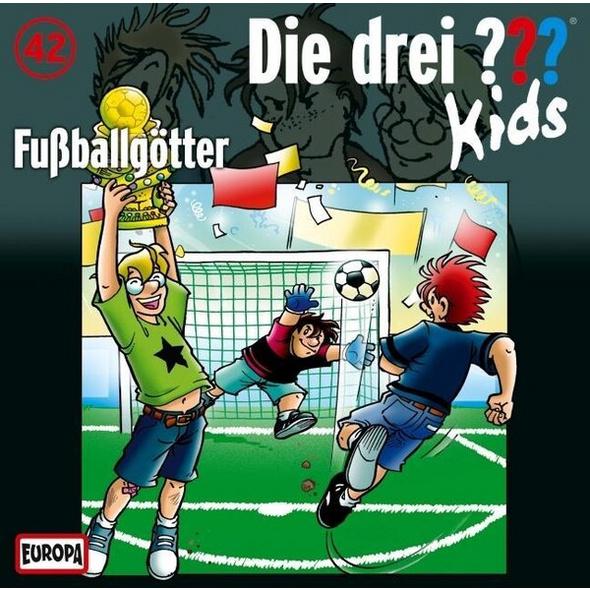Die drei ??? Kids (42) Fußballgötter