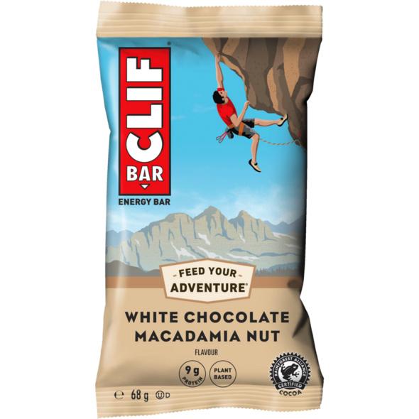 Energieriegel White Chocolate Macadamia Nut