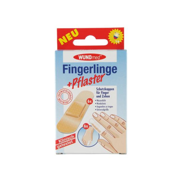 Fingerlinge & Pflaster