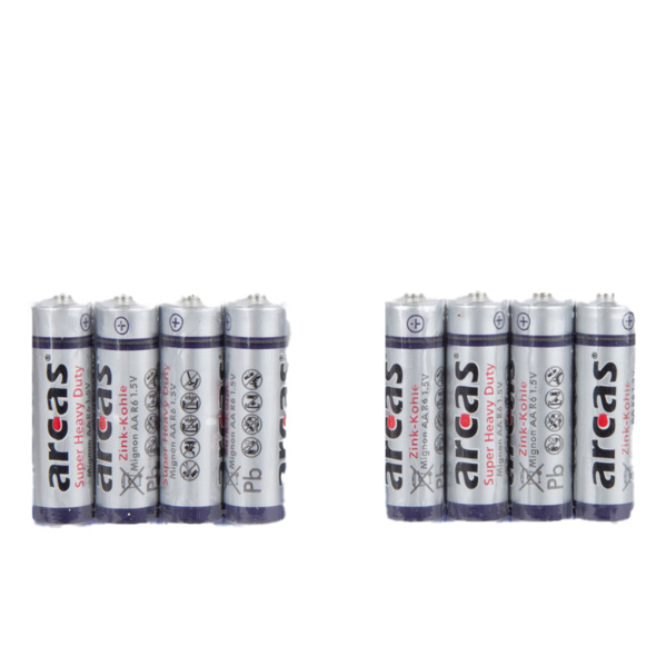 8er Mignonbatterien AA
