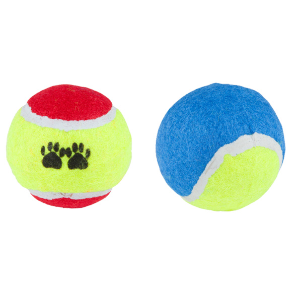 2er Hundespielball