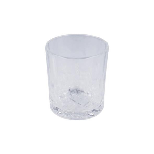 Whisky-Glas transparent