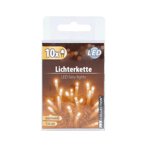 10er LED-Lichterkette