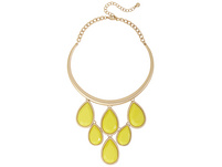 Kette - Yellow Stones