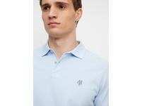 Kurzarm-Poloshirt Piqué regular