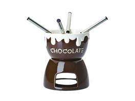 CHOCOLATE LOVE Schokoladenfondue 6tlg.