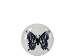 OPEN Möbelknopf Schmetterling