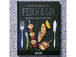 KOCHBUCH Butlers Fisch & Co!