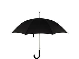 BODYGUARD Regenschirm schwarz