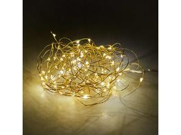 TWINE LIGHTS Lichterdrath 100 L. gold