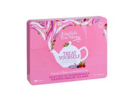 ENGLISH TEA SHOP Teebox 36 tlg.,rosa