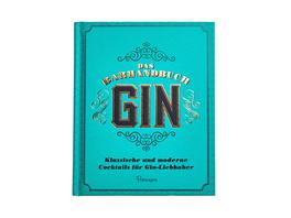 BOOK Das Barhandbuch Gin