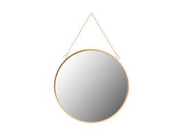 CARAT Spiegel Ø 30 cm, gold