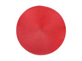 AMBIENTE Tischset rund 38cm rot