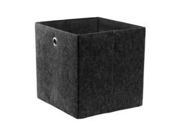 TIDY UP Aufbewahrungsbox 30 cm anthrazit