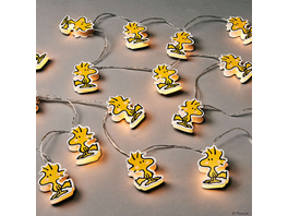 PEANUTS LED Papierlichterk. Woodstock 20