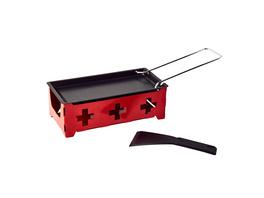 BABY SWISS Mini Raclette mit Spachtel