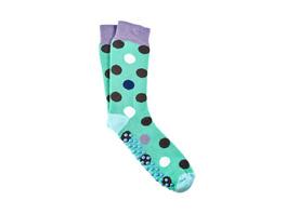 COZY SOCKS Socken Punkte mint 39-42