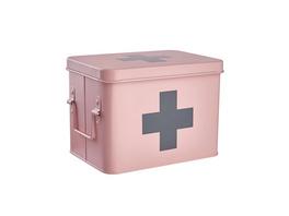 MEDIC Medikamentenbox rosa