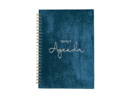 """'VELVET Notizbuch Today""""'s Agenda'"""