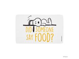 PEANUTS Frühstücksbrettchen Snoopy Food